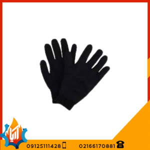دستکش نخی کاموایی زمستانی