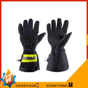 دستکش ایمنی عملیاتی آتش نشانی