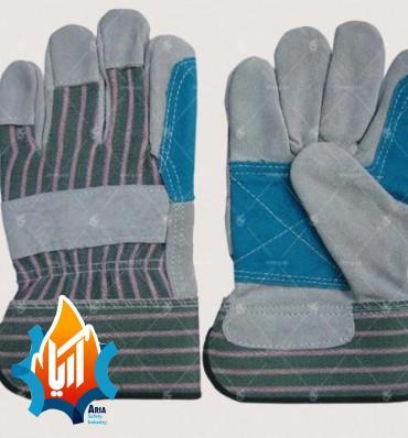 a282  دستکش-مهندسی-کف-دوبل-خارجی