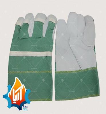 دستکش کف چرم معمولی ایرانی