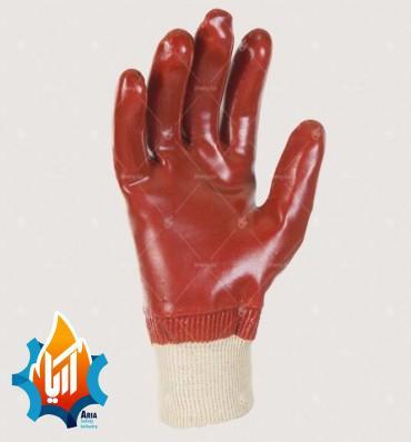 دستکش ضد اسید مچ کش دار پوشا
