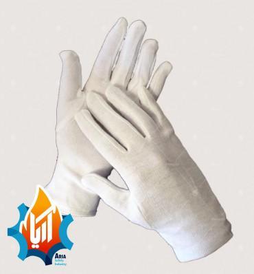 دستکش نخی ضد حساسیت