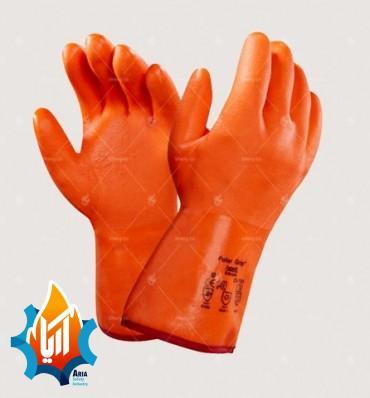 دستکش ضد برودت ansell-23-700