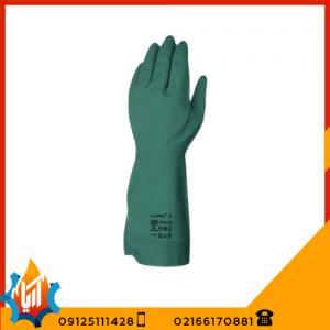 دستکش ایمنی ضد حلال Ansell 37695
