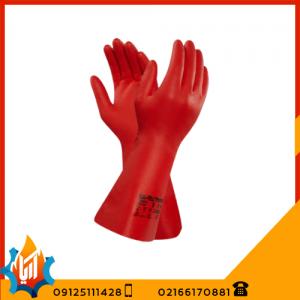 دستکش ایمنی ضد حلال Ansell 37900