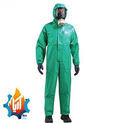 لباس کار ضد اسید