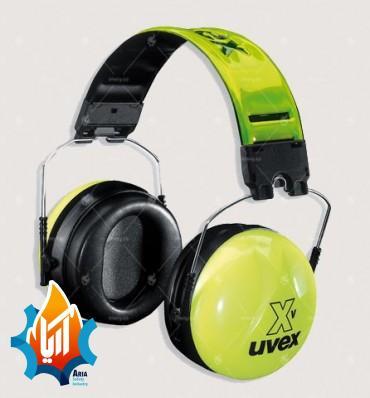 روگوشی ایمنی Uvex-xV