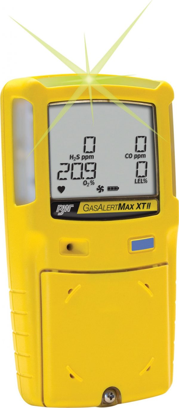 تصویر گاز سنج