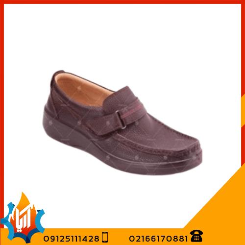 کفش اداری مدل دلتا