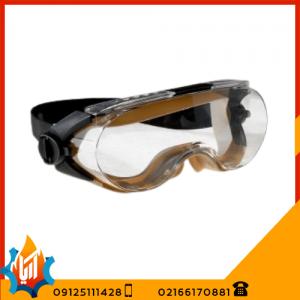 عینک گاگل ایمنی مدل Vision Grey