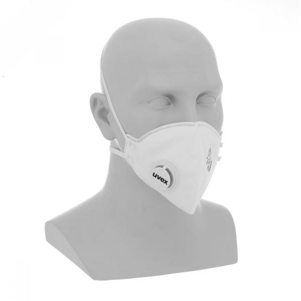 ماسک سوپاپدار ffp3 n95