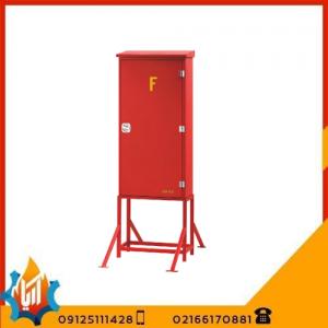 جعبه آتش نشانی دو طبقه روکار آریا کوپلینگ