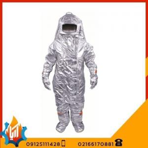 لباس آلومینیومی آتش نشانی تاکونی (TACCONI) مدل ALFA7