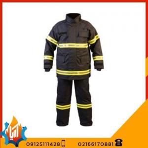 لباس عملیاتی آتش نشانی طرح بریستول