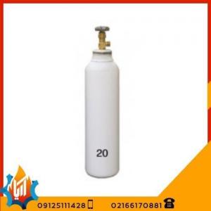 کپسول اکسیژن 20 لیتری آهنی