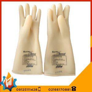 دستکش عایق برق هندی